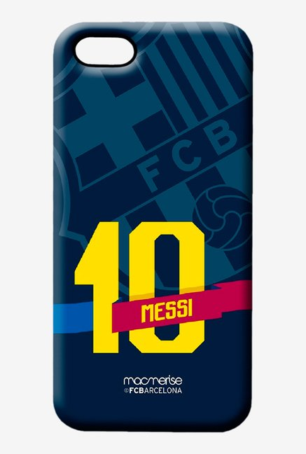 Macmerise Classic Messi Pro Case for iPhone 5/5S