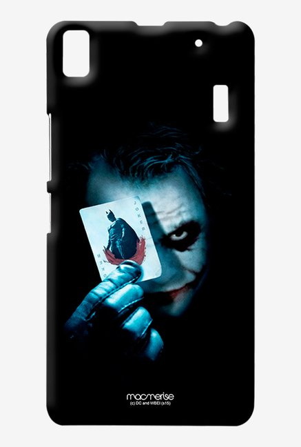 Macmerise Jokers Trump Card Sublime Case for Lenovo K3 Note