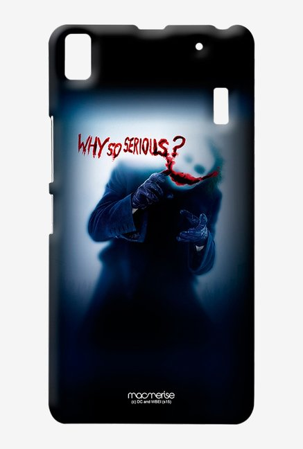 Macmerise Why So serious Sublime Case for Lenovo K3 Note