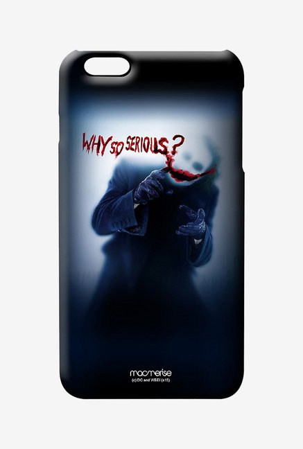 Macmerise Why So serious Pro Case for iPhone 6 Plus