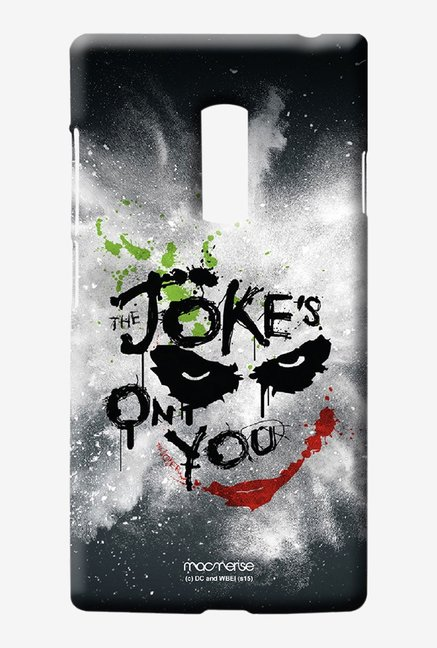 Macmerise The Jokes On You Sublime Case for Oneplus Two