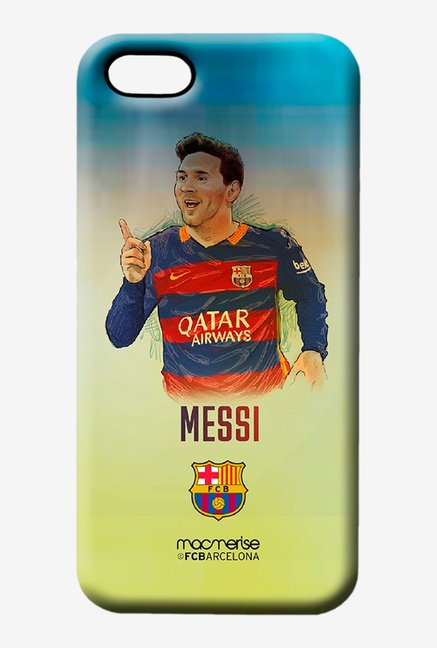 Macmerise Illustrated Messi Pro Case for iPhone 5/5S