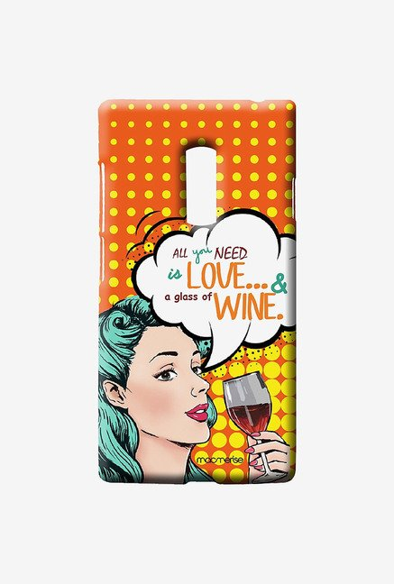 Macmerise Miss Wine Sublime Case for Oneplus Two