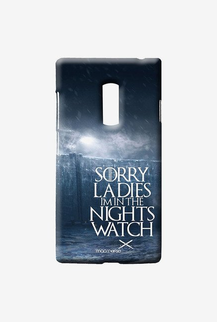 Macmerise Nights Watch Sublime Case for Oneplus Two