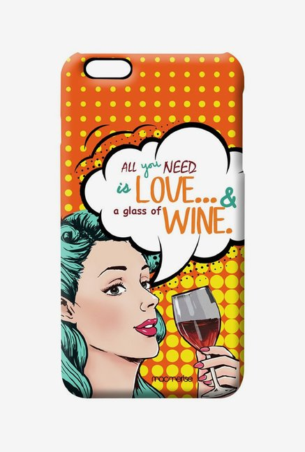 Macmerise Miss Wine Pro Case for iPhone 6 Plus
