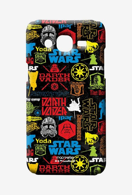 Macmerise Star Wars Mashup Sublime Case for Samsung J7