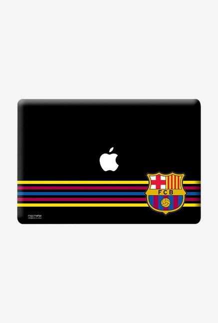 "Macmerise FCB Stripes Black Skin for 13"" MacBook Pro"