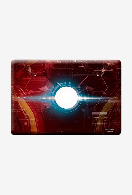 "Macmerise Suit up Ironman Skin for 15"" MacBook Pro"