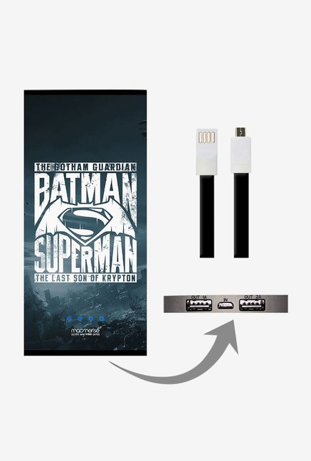 Macmerise Gotham Vs Krypton Blue 8000 mAh Universal Power Bank