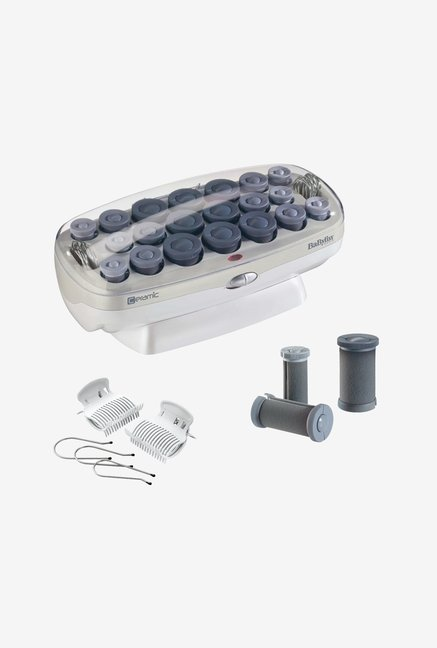 Babyliss 3021E Heated Rollers Set Grey