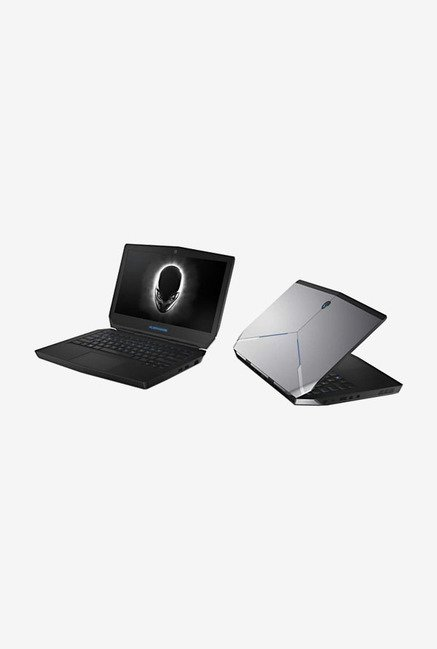 Dell Alienware 33.02cm Laptop (Intel Core i7, 500GB) Silver