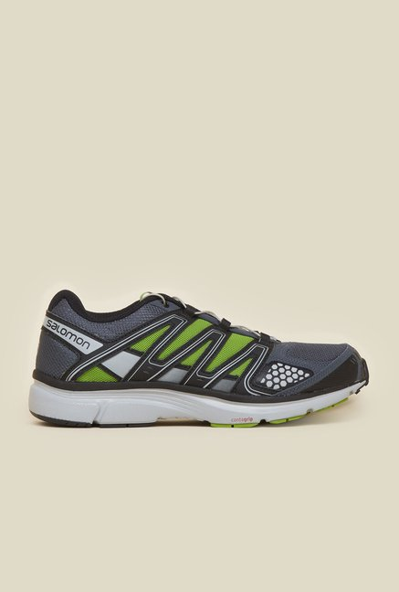 Salomon X-Mission 2 Grey Running Shoes