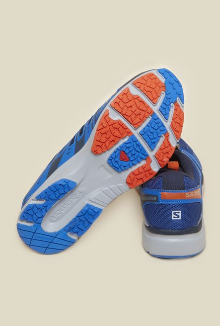 Salomon X-Mission 2 Blue Running Shoes