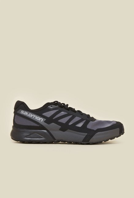 Salomon City Cross Aero Black Running Shoes