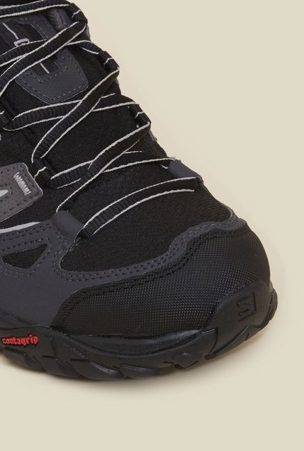 Salomon Eskape Gtx Black Hiking Shoes