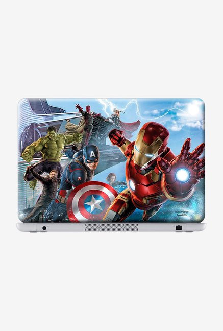 "Macmerise Avengers Ensemble Skin for 15.4"" Laptops"