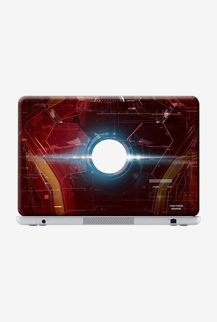 "Macmerise Suit up Ironman Skin for 14"" Laptops"