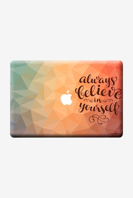 "Macmerise Believe in Yourself Skin for 13""MacBook Pro-Retina"