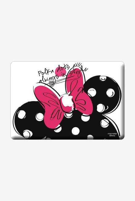 "Macmerise Polka Minnie Skin for 13"" MacBook Pro(Retina)"