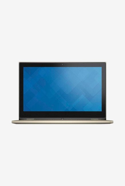 Dell Inspiron 7359 33.78cm Laptop (Intel i5, 500GB) Gold
