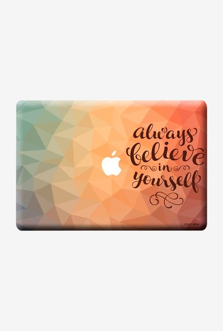 "Macmerise Believe in Yourself Skin for 15"" MacBook Pro"