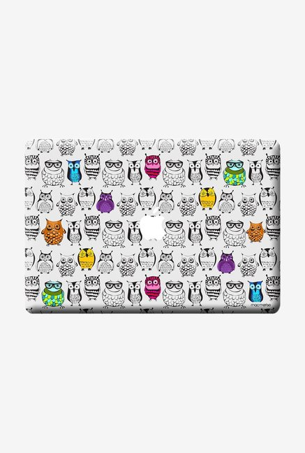 "Macmerise Owl Art Skin for 15"" MacBook Pro"