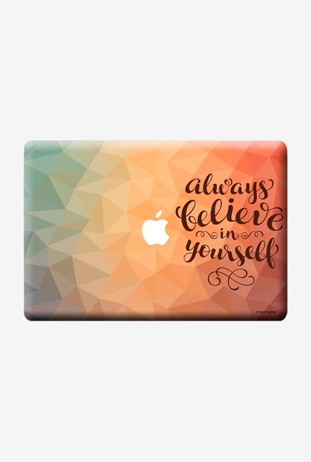 "Macmerise Believe in Yourself Skin for 15""MacBook Pro-Retina"