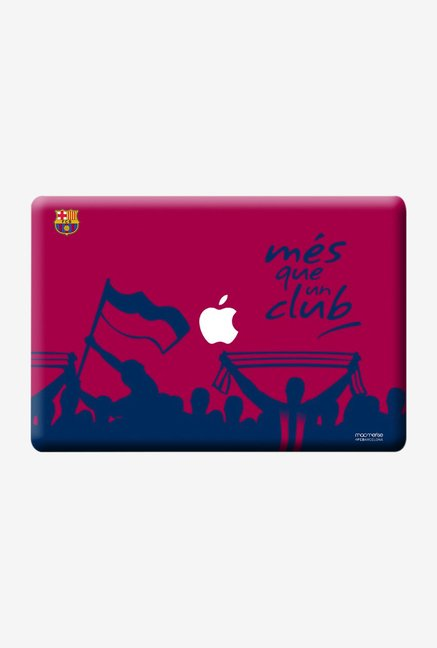 "Macmerise FCB Slogan Skin for 11"" MacBook Air"