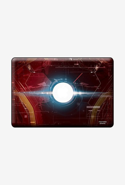 "Macmerise Suit up Ironman Skin for 13"" MacBook Air"
