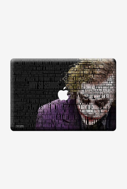 "Macmerise Joker Quotes Skin for 13"" MacBook Pro"