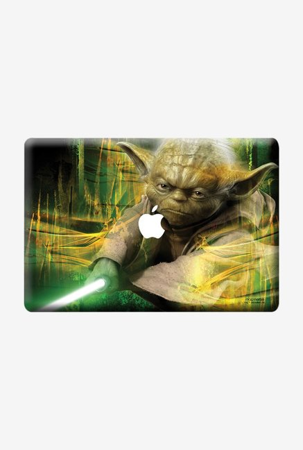 "Macmerise Furious Yoda Skin for 13"" MacBook Pro"