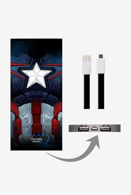 Macmerise Cap Am Suit 8000 mAh Universal Power Bank