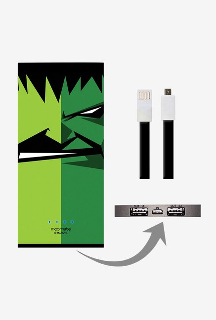 Macmerise Face Focus Hulk 8000 mAh Universal Power Bank