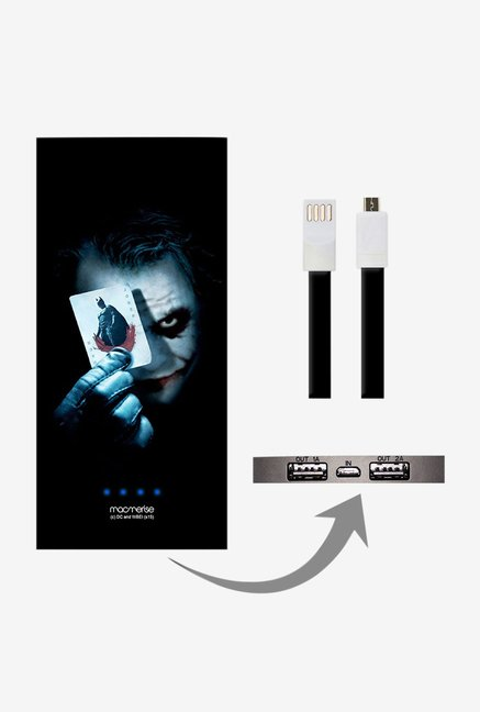 Macmerise Jokers Trump Card 8000 mAh Universal Power Bank