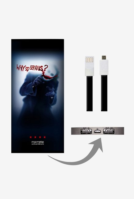 Macmerise Why So serious 8000 mAh Universal Power Bank