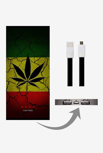 Macmerise Rastafari 8000 mAh Power Bank