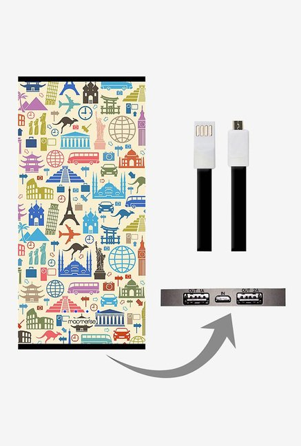 Macmerise Travel Lover 8000 mAh Universal Power Bank