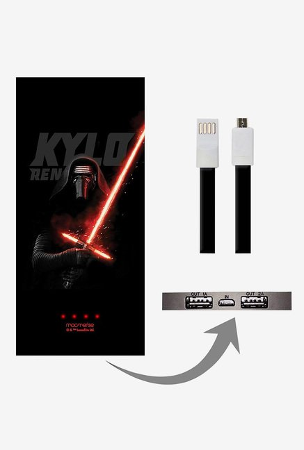 Macmerise Kylo Ren 8000 mAh Universal Power Bank