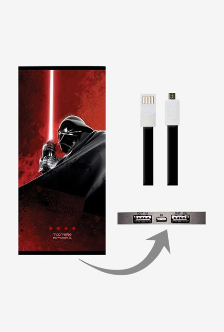 Macmerise The Vader Attack 8000 mAh Universal Power Bank