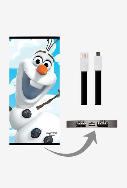Macmerise Oh Olaf 8000 mAh Universal Power Bank