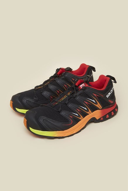 Salomon Xa Pro 3D 10Y Ltd. Ed. Black Running Shoes