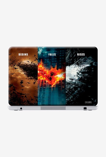 "Macmerise Batman Trilogy Skin for 15.4"" Laptops"