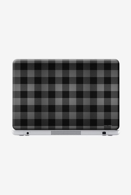 "Macmerise Checkmate Black Skin for 15.4"" Laptops"