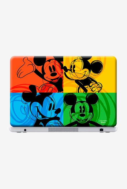 "Macmerise Shades of Mickey Skin for 14"" Laptops"