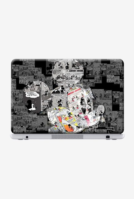 "Macmerise Mickey Times Skin for 14"" Laptops"