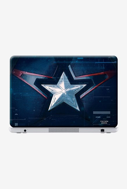 "Macmerise Suit up Captain Skin for 13"" Laptops"