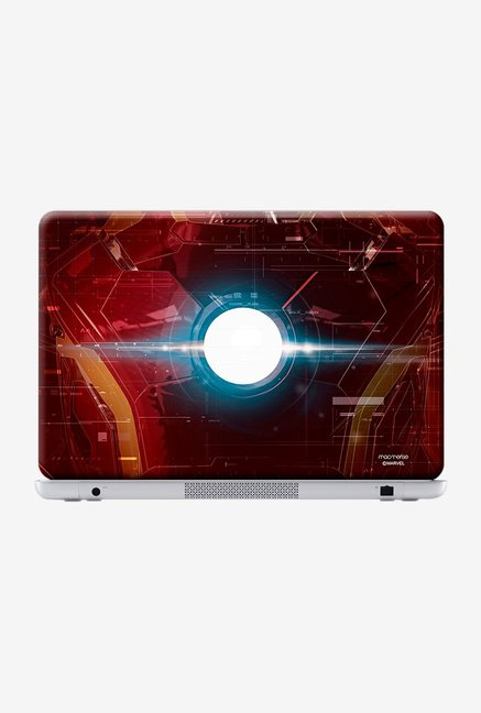 "Macmerise Suit up Ironman Skin for 13"" Laptops"