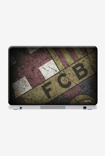 "Macmerise FCB Grunge Skin for 14"" Laptops"