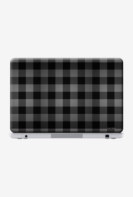 "Macmerise Checkmate Black Skin for 13"" Laptops"