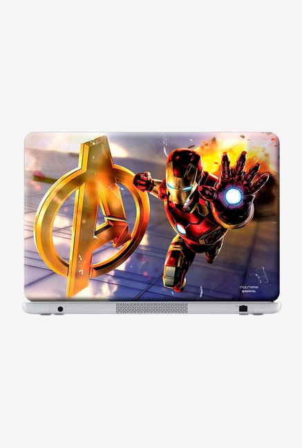 "Macmerise Super Genius Skin for 15"" Laptops"